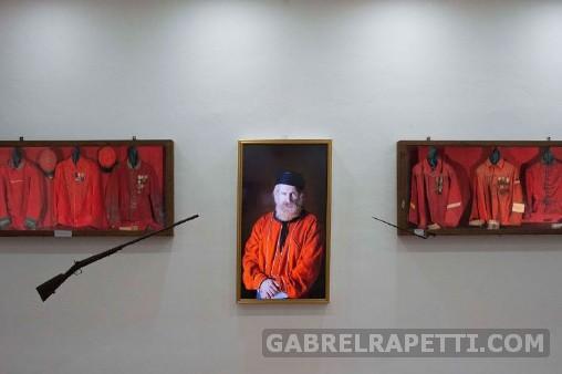 Sistemi elettronici per il controllo dell'illuminazione nel Museo Garibaldino di Mentana.