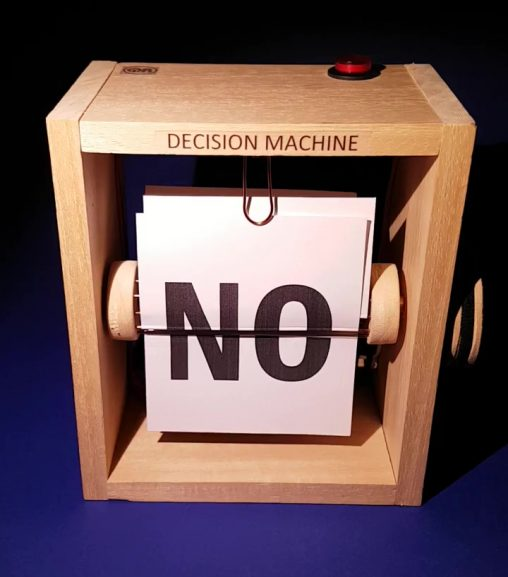 Decision Machine