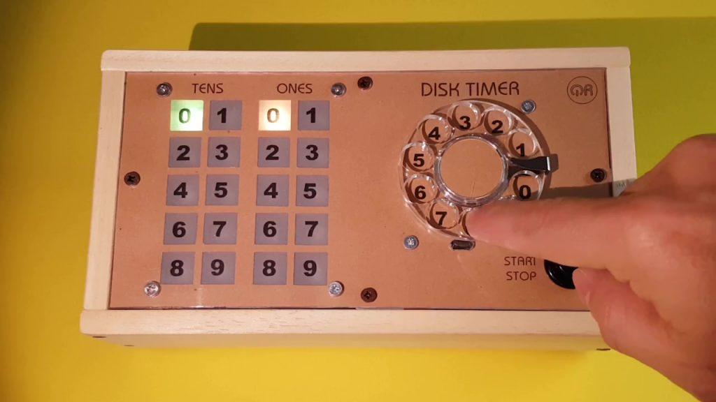 Disk Timer