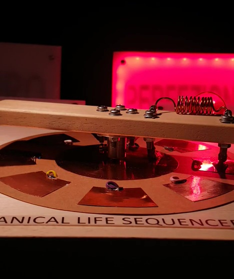 mechanical life sequencer