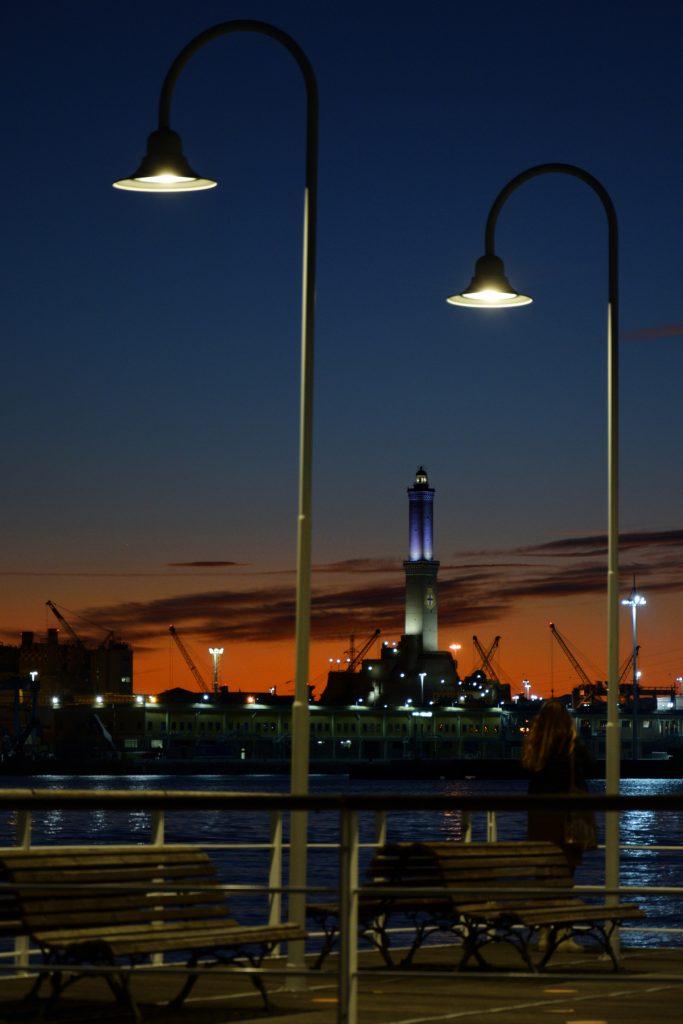 Lanterna - Porto Antico - Genova