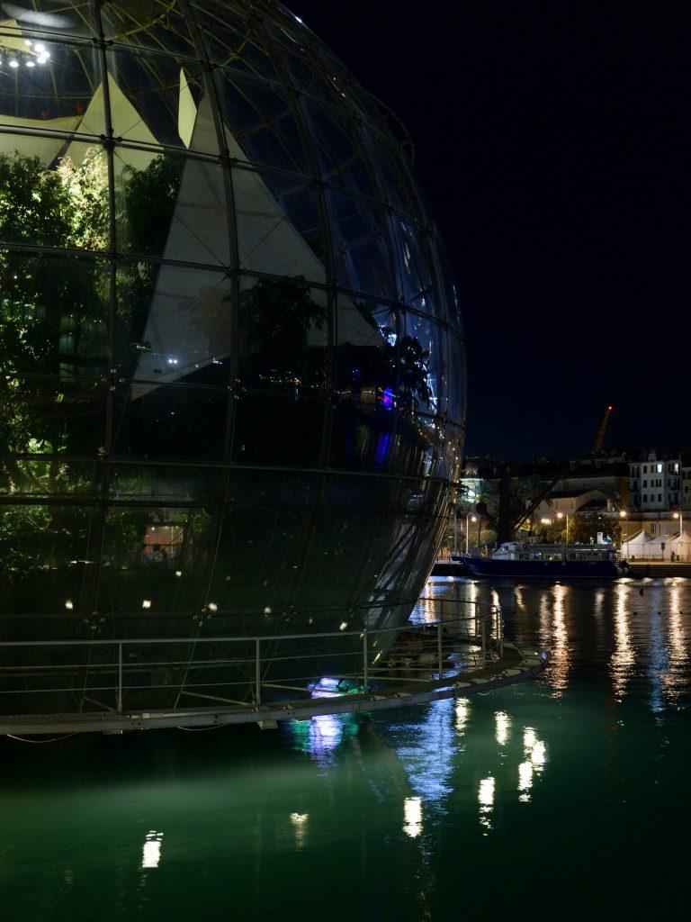 Biosfera - Porto Antico - Genova