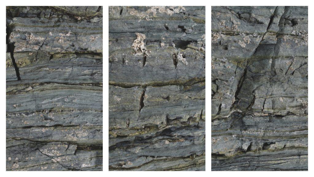 Trittico pietre 1